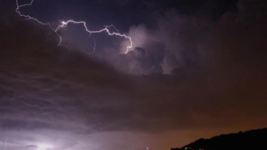 400-Mile-Long Lightning Bolt in Brazil Breaks World Record