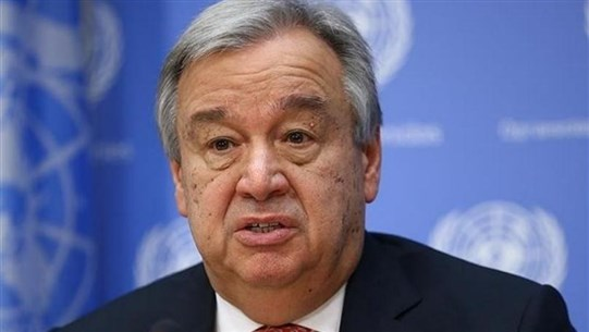UN Chief Warns World Is Facing 'Generational Catastrophe' on Education