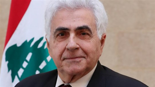 MTV correspondent: Former Foreign Minister Nassif Hitti has arrived at the Foreign Ministry to prepare for the handover ceremony with Charbel Wehbe