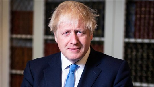 UK PM Johnson says: We will focus on the needs of Lebanon people