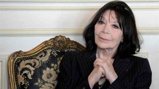 AFP: French singer Juliette Greco dies aged 93, according to her family