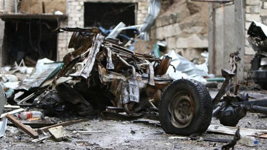 Nagorno-Karabakh says death toll among its military rises to 673 since start of conflict