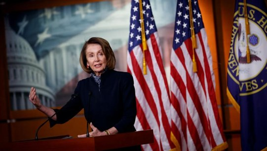 House Speaker Pelosi says 'I'm optimistic' on coronavirus relief deal before U.S. election