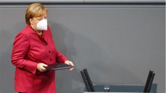 Merkel lashes out at populists who say coronavirus is harmless