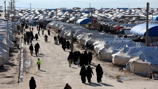 Syria Camp for Islamic State Relatives Records 31 Murders This Year