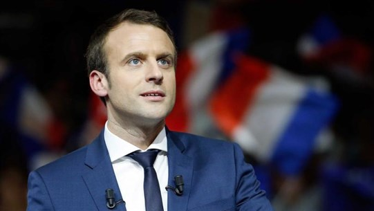 AFP: French President Macron says Europe's stability requires a 'demanding' dialogue with Russia