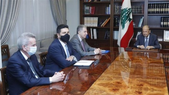 President Aoun: Taking exceptional measures to limit the expansion of the crisis