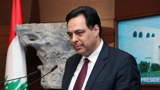 Iraqi source to MTV Website: Rumors that pressure was exerted to cancel Diab's scheduled visit to Baghdad are false