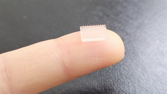 3D-Printed Vaccine Patch Can Offer More Effective Immunization, Says Study