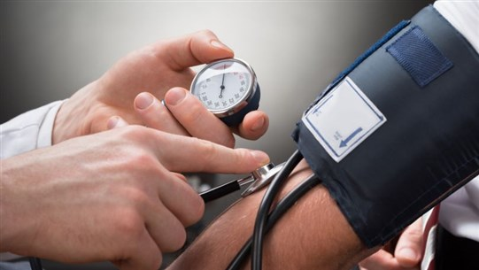High Blood Pressure in Young Adults Is Linked to Smaller Brain Sizes and Dementia, Study Finds