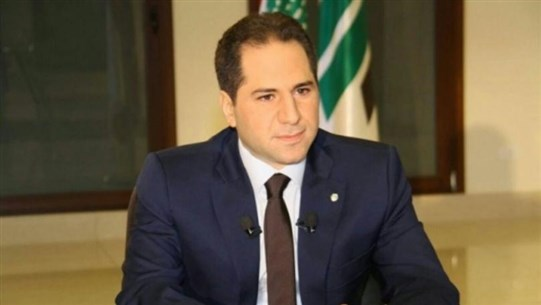 """""""We will not wait for the elections, your departure has become a condition for our survival,"""" tweets Gemayel"""