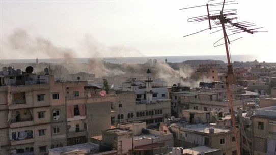 Clashes in Ain el-Hilweh camp following suspect's arrest