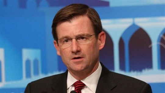 Al Markazia: Lebanon has been officially informed that David Hale will visit Beirut early next week for several days, within the framework of a visit to a number of countries in the region