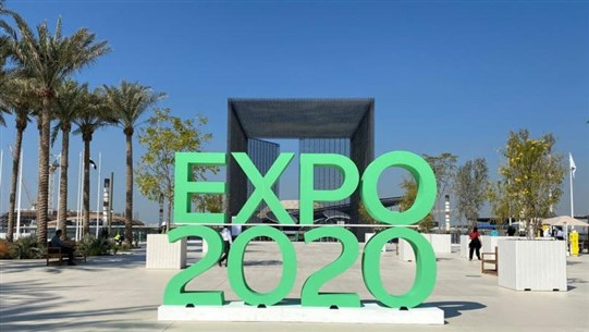 Dubai Expo To Welcome Millions in Biggest Event Since Pandemic