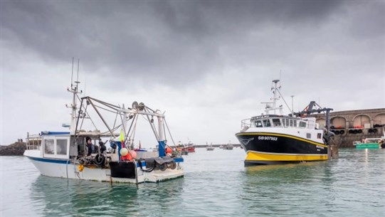 France, Britain send patrol boats to Jersey in post-Brexit fishing row