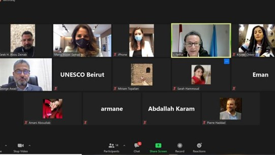Information Ministry, UNESCO Beirut Office conclude 'Journalism during and post COVID-19' webinars